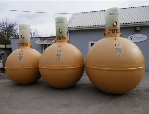 Spherical Septic Tanks